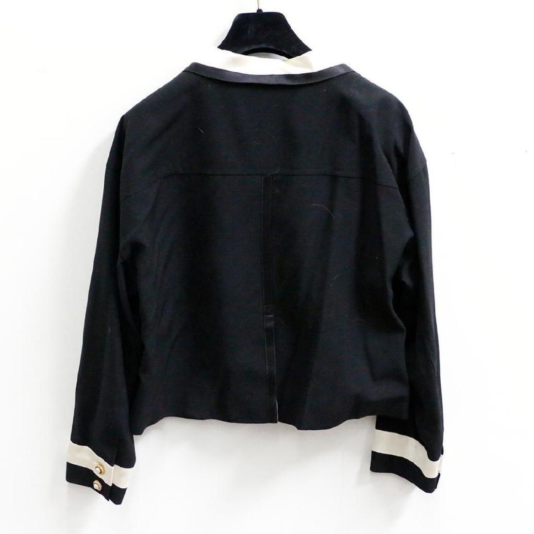 Chanel Vintage Ladies Wool & Silk Suit - 2