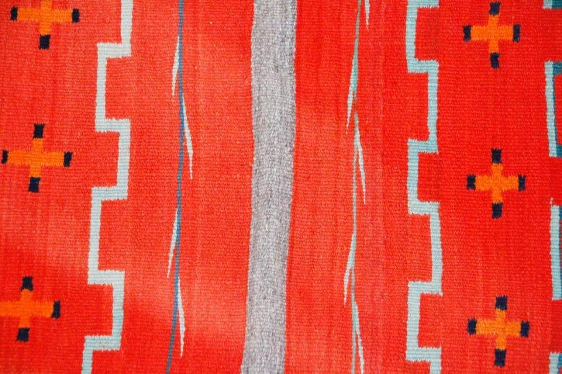 A Navajo Transitional Child's Blanket - 2