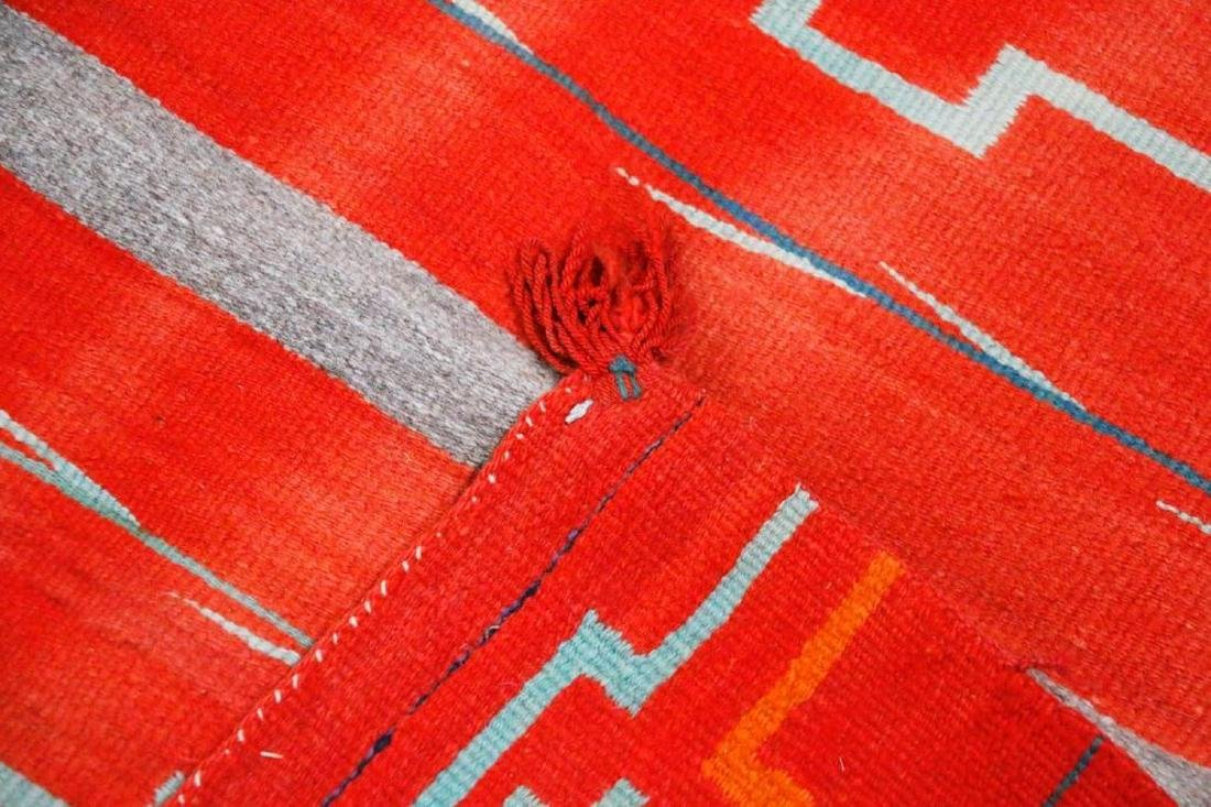 A Navajo Transitional Child's Blanket - 4