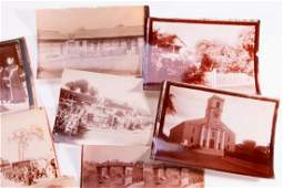 A collection of hundreds of early photographs of China.