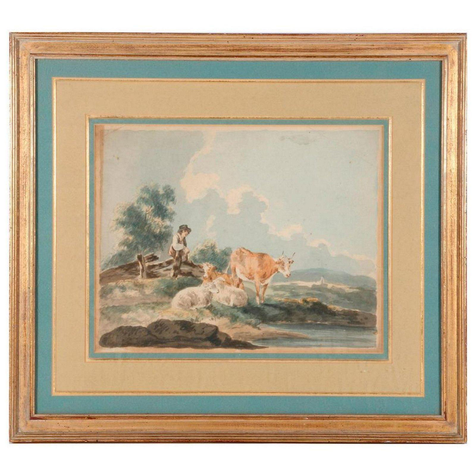 David Cox (1783 - 1859).