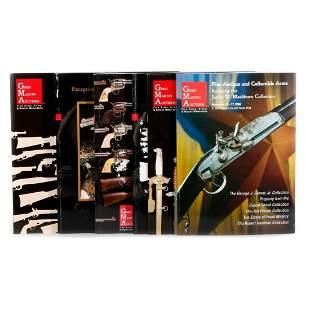 Greg Martin Auction catalogs