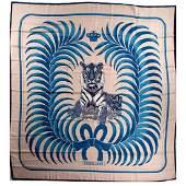 Hermes�Cashmere & Silk Blend Shawl