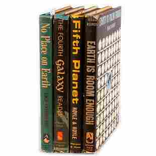 Grouping SpaceScience Fiction Novels
