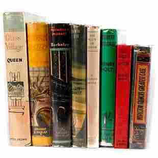 Grouping DetectiveCrime Novels 8 Novels