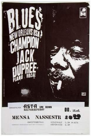 Jack Dupree.