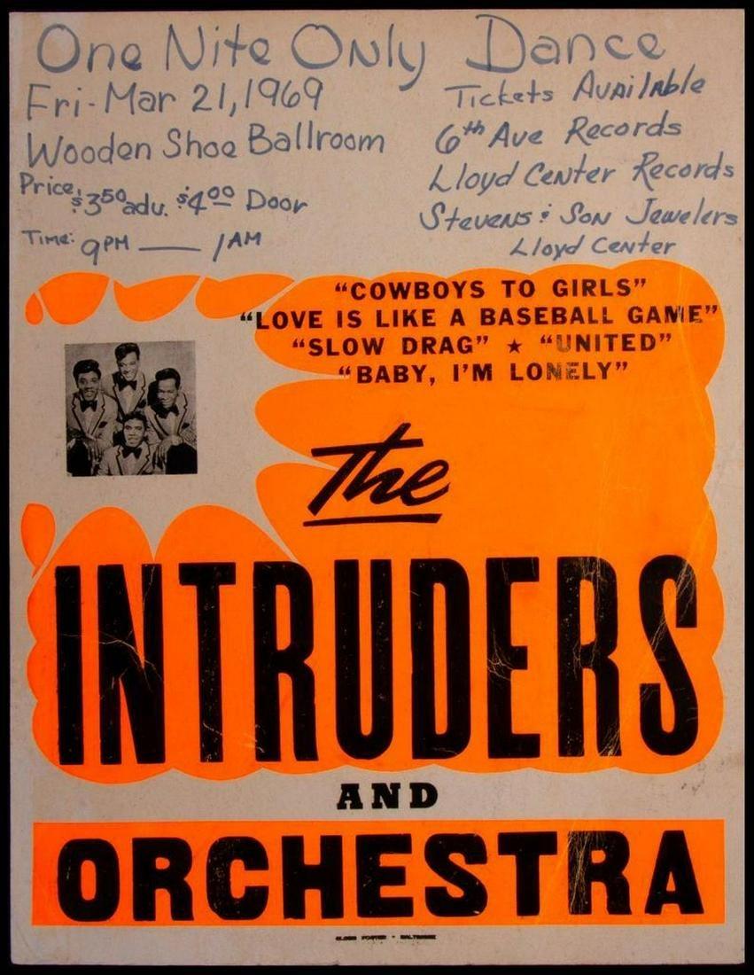 The Intruders.