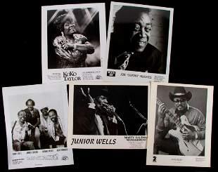 Five promo photos