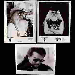 Three promo photos