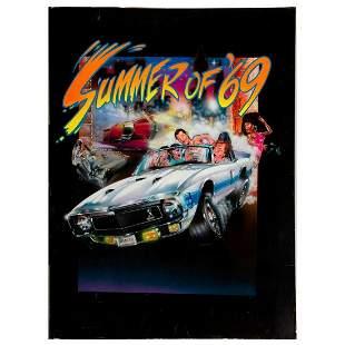Summer of 69 Promotional Billboard