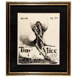 Tiny Alice Author Edward Albee