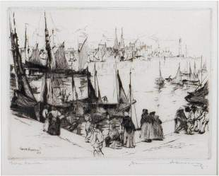 Armin Carl Hansen (1886 - 1957)