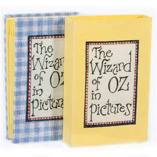 The Wizard of Oz in Pictures