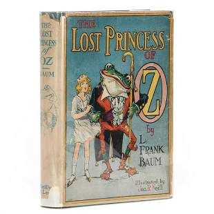 Lost Princess of Oz
