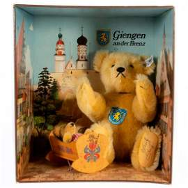 Vintage Steiff Limited Edition Teddy Bears