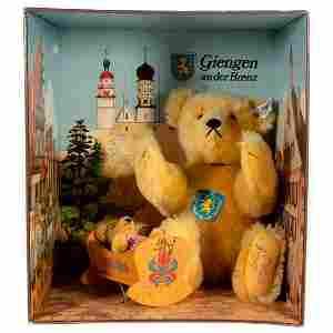Vintage Steiff Limited Edition Teddy Bears