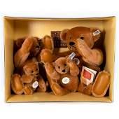 Vintage Steiff Limited Edition Bear Set
