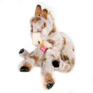 LARGE Vintage Steiff Pony