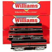 Williams FA-3008 O Gauge Rock Island #152 Alco FA-1