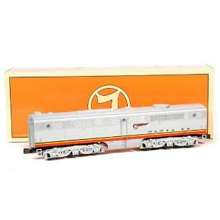 Lionel O Gauge Santa Fe Alco PB1 Diesel Locomotive