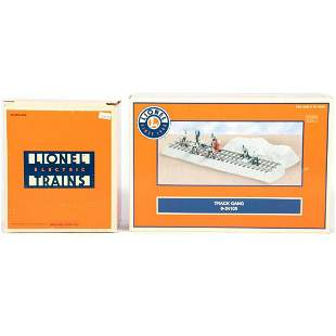 Lionel O Gauge Accessories Track Gang Switch Tower