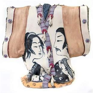 Contemporary Ceramic and Textile Sculpture