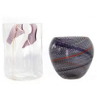 Urrere Art Glass Vase