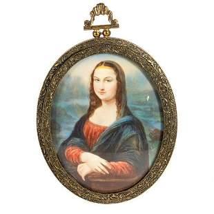 19th Century Portrait Miniature