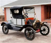 1912 Ford Model T Torpedo