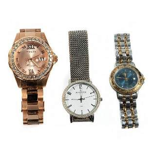 Raymond Weil, Invicta & Skagen Wristwatches