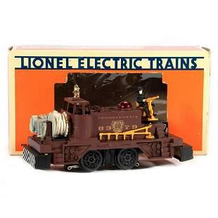 Lionel 6-8379 PRR Motorized Fire Car