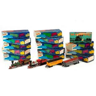 HO Scale Old Time Rolling Stock
