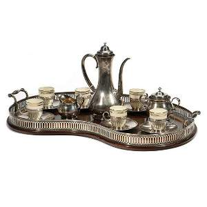 Tiffany & Co. Sterling Silver Coffee Service