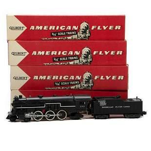 American Flyer 1953 K5328 Passenger Set