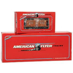 American Flyer by Lionel Milwaukee Road EP5 Loco &