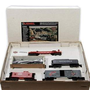 Lionel Redwing Shoe Set with Store Display