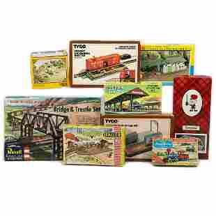 HO Scale Building Kits