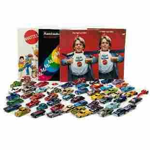 Mattel Hot Wheels S Gauge Size Die Cast Cars (about 60