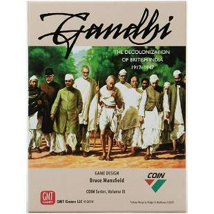 Coin Series Volume IX - Gandhi