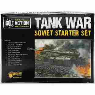 World War II War-game - Tank War Soviet Starter Set