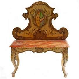 Italian Rococo Style Casapanca