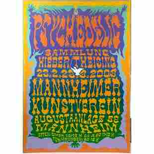 Lee Conklin/Psychedelic Poster