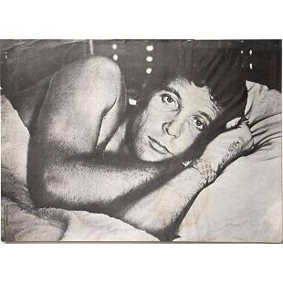 (2) Tom Jones in Bed Posters