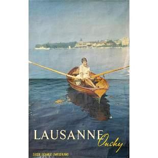 Lausanne Ouchy Switzerland