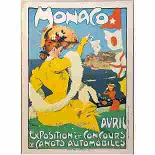 Jules-Alexandre Grun/ Monaco Exposition et Concours