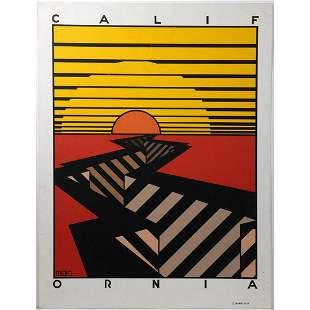 Mario/California Poster