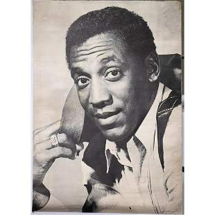 Bill Cosby I Secret Agent Promotional Poster