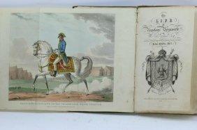 Ireland, Cruikshank. Illustrator The Life Of Napoleon