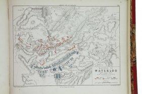 Jomini. Life Of Napoleon. 1864. Incl. Atlas/60 Maps