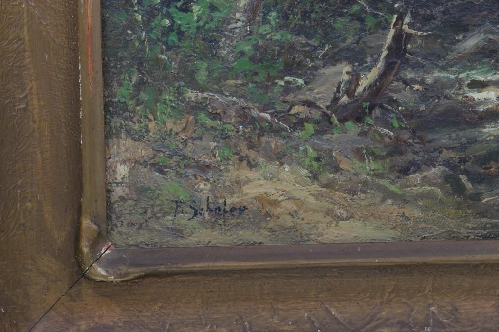 Frederick Schafer  (1839 - 1927) Painting - 3